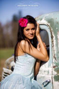 Silly Boys…….Trucks Are For Girls!! | The Fancy Farm Girl