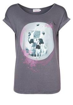 TWINTIP BOXY - T-shirt print - Grijs - Zalando.nl