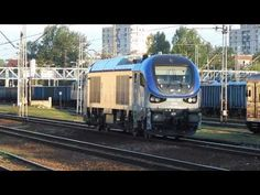 SU160-001 manewruje na dworcu Rzeszów Główny 15.07.2016 - YouTube
