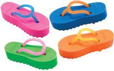 flip-flops erasers