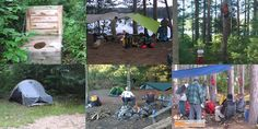 Beginners guide to backcountry camping in Algonquin