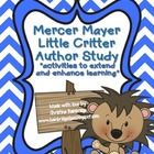 HUGE update on from 17 to 41 pages! Who doesn't love Little Critter? This exciting author study will introduce students to Mercer Mayer. Preschool Lessons, Kindergarten Activities, Book Activities, Mercer Mayer Books, Books A Million, Media Literacy, Teacher Notebook, Author Studies, Little Critter