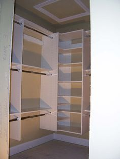 Walk In Closet Organizers | Closet Supply Inc.
