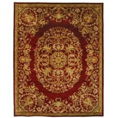 Safavieh Heritage HG640C Red Area Rug  http://www.arearugstyles.com/safavieh-heritage-hg640c-red-area-rug.html