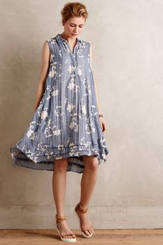 Tillie Shirtdress - anthropologie.com