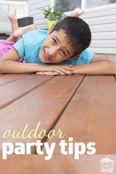 28 Tips for Stress-Free Outdoor Party - One Crazy House Outdoor Parties, Outdoor Fun, Barn Parties, Outdoor Games, Outside Activities For Kids, Vito, Bbq Party, Childrens Party, Stress Free