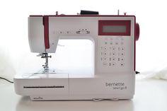 Να σου συστήσω, την αγαπημένη μου φίλη, την Bernette Sew & Go 8! Είναι μία ηλεκτρονική ραπτομηχανή, την οποία αγόρασα τρεις μήνες πριν. Η πρώτη ραπτομηχανή που αγόρασα ποτέ ήταν μία πολύ απλή, … Posts, Sewing, Blog, Messages, Dressmaking, Couture, Stitching, Blogging, Sew