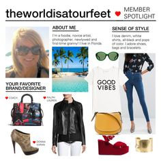 """Member Spotlight: theworldisatourfeet"" by polyvore ❤ liked on Polyvore featuring Coach, Miss Selfridge, Donna Karan, Tommy Hilfiger, Prada, Wouters & Hendrix Gold, The Row, Ralph Lauren Collection and MemberSpotlight"