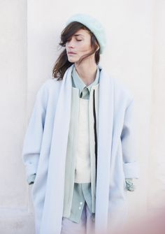 Best Womens Fashion Part 23 Pastel Outfit, Pastell Fashion, Zalando Style, Vogue, Street Style, Lookbook, Looks Cool, Editorial Fashion, Ideias Fashion