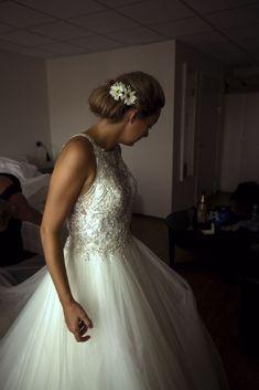 Bridal Makeup, Bridal Hair, Mermaid Wedding, Anna, Photograph, Wedding Dresses, Fashion, Photography, Bride Gowns