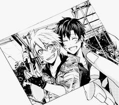 Aoharu x Kikanjuu   Aoharu x Machinegun   Tooru Yukimura & Masamune Matsuoka   Anime   Fanart   Sailormeowmeow