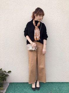 mizuhoさんのパンツ「ZARA 」を使ったコーディネート