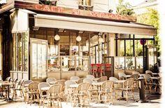 Cafe St Victor, Latin Quarter, Paris