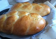 Challah Bread Recipe -  Yummy this dish is very delicous. Let's make Challah Bread in your home!