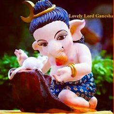 Cute Ganpati Bappa