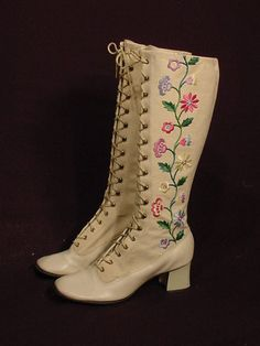 1960's boots