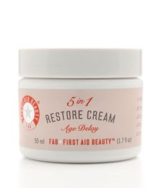 First Aid Beauty 5-in-1 Restore Cream