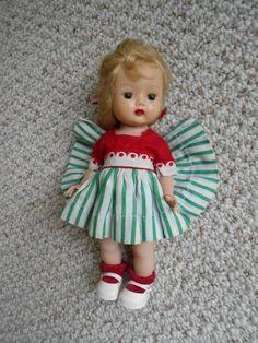 1950s Vintage Nancy Ann Muffie doll all original