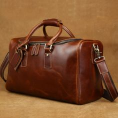 Home from Senger Leather Bag