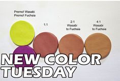 New Color Tuesday