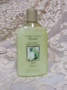 Victoria 39 S Secret Original Pear Glace Body Splash 8 Oz Full Body Lotion 8 Oz For Both
