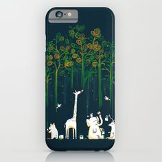 Re-paint the Forest by Budi Satria Kwan #iphone6 #animals