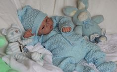 Asher Reborn Doll Kit by Donna Lee OFFICIAL SITE order