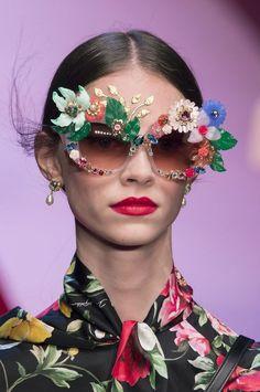 модные солнцезащитные очки весна - лето 2018