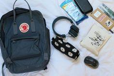 My Fjallraven Kanken schoolbag <3