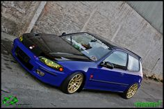 Honda Civic EG6 SIR by Mr-Ramon