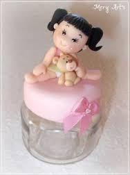 Resultado de imagen para decoracion baby shower en porcelana fria
