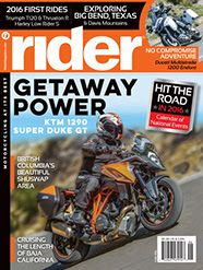 Request your #free subscription to Rider Magazine