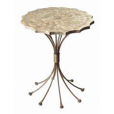 I pinned this Exotics Star Accent Table from the Stein World event at Joss & Main!