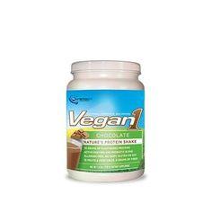 Nutrition53 Vegan1 Shake Chocolate Gluten Free (1x1.5 Lb)