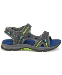 Merrell Little Boys' or Toddler Boys' Panther Sandals ...