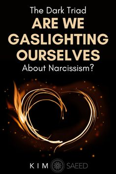 """When we first started learning about narcissism, most of the material we encountered was clear about how dangerous narcissists are and how detrimental it is to be in relationships with them. But now, much of the material about narcissism is leaning more towards the """"self-aware"""" narcissist or the """"vulnerable"""" narcissist, comparing narcissists to their targets, comparing their inner wounds, and claiming that there are ways to make things work with a narcissistic individual. Codependency Recovery, Narcissistic Abuse Recovery, How To Ease Anxiety, Dark Triad, Dealing With A Narcissist, Intelligent People, Gaslighting, Hurt Feelings, Sociopath"""