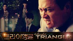 트라이앵글 / Triangle [episode 25] #episodebanners #darksmurfsubs #kdrama #korean #drama #DSSgfxteam UNITED06
