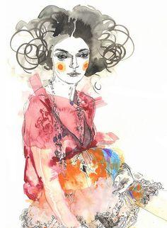 Geisha Pink,