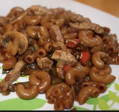 Discover what are Chinese Meat Cooking Chicken Macaroni Recipe, Beef Macaroni, Macaroni Recipes, Chicken Pasta Recipes, Steak Recipes, Sauce Recipes, Chicken Meals, Soya Sauce Recipe, Easy Cooking