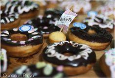 Cuoca in Prova: Donuts {Le ciambelline americane}