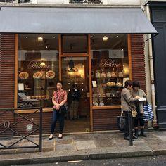 @adele_zeaiter Best croissant in Paris! Au revoir France! #Poilane#paris