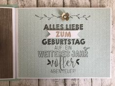 EINE BESONDERE KARTE… – www.ScrapGöre.de