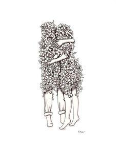 Overgrown Embrace: by KierstenEssenpreis