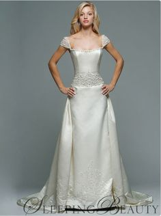 Sleeping Beauty (Disney) Wedding Dress