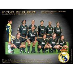 Especial Real Madrid 9 veces campeón de Europa - 8va Copa de Europa. #Padgram