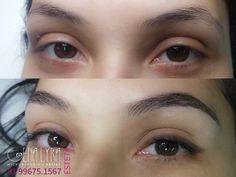 Semi Permanente, Apple, Eyebrow, Apple Fruit, Apples
