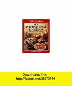 Betty Crockers New International Cookbook (9780671887636) Betty Crocker , ISBN-10: 0671887637  , ISBN-13: 978-0671887636 ,  , tutorials , pdf , ebook , torrent , downloads , rapidshare , filesonic , hotfile , megaupload , fileserve