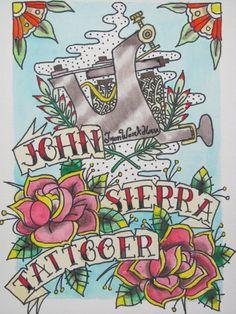 John Sierra . Citas disponibles. Diseños personalizados / custom designs. personas interesadas en tattuarse conmigo Inbox o contactar: Cel: 3117048426  Los Invito a todos a Visitar mis sitios: I invite everyone to visit my sites: Facebook : https://www.facebook.com/john.tattooer Instagram : http://instagram.com/johnsaw79 Tumblr: http://johntattooer79.tumblr.com/