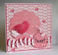 tweet SC533 by kiagc - Cards and Paper Crafts at Splitcoaststampers