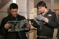 Familia Supernatural: Sou Hunter! E você?